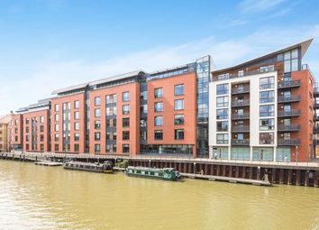 Thumbnail 1 bedroom flat for sale in Templebridge Apartments, Temple Back, Bristol, Somerset