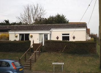 Thumbnail 2 bed bungalow for sale in Banham, Norwich