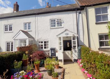 Thumbnail 2 bed terraced house for sale in Longmeadow Road, Lympstone, Exmouth, Devon