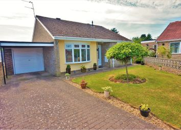Thumbnail 3 bed detached bungalow for sale in Meadow Close, Reepham, Lincoln