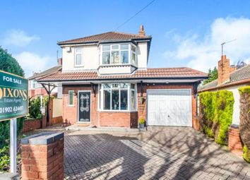 Thumbnail 3 bedroom detached house for sale in Broad Lane South, Wolverhampton, West Midlands