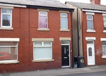 Thumbnail 2 bed terraced house to rent in Trunnah Road, Thornton-Cleveleys