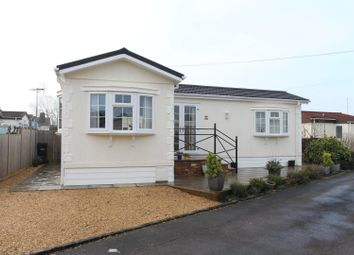 Thumbnail 1 bed mobile/park home for sale in Rockhill Estate, Keynsham, Bristol