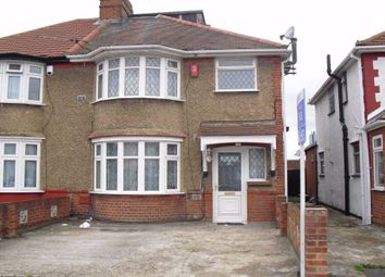 Thumbnail 4 bedroom semi-detached house to rent in Cardington Square, Hounslow, Middlesex