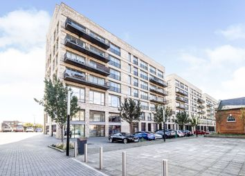 Thumbnail 1 bed flat for sale in 17 Lock Side Way, London