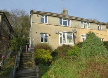 Thumbnail 1 bed flat for sale in Pike Road, Efford, Plymouth