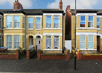 Thumbnail 2 bedroom end terrace house for sale in Glencoe Street, Hull