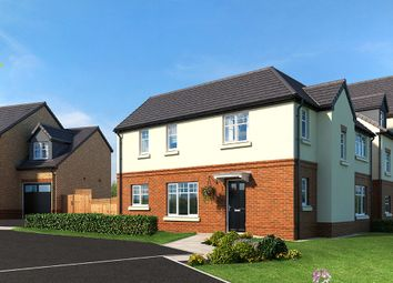 """Thumbnail 3 bed property for sale in """"The Bergman"""" at Gibfield Park Avenue, Atherton, Manchester"""