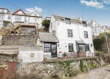 Thumbnail 4 bed detached house to rent in North Road, Looe