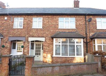 Thumbnail 3 bed terraced house for sale in Lampton Grove, Grimsby