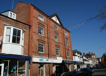 Thumbnail 1 bedroom flat to rent in Market Street, Tenbury Wells