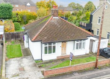 Thumbnail 2 bed detached bungalow for sale in Victoria Crescent, Royston