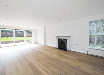 Thumbnail 5 bed detached house for sale in Manor Chase, Weybridge, Surrey