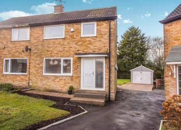 Thumbnail 2 bed semi-detached house for sale in Rydal Close, Fulwood, Preston, Lancashire