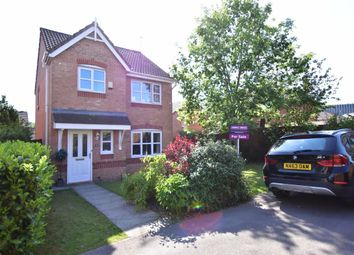 Thumbnail 3 bed detached house for sale in Elmstone Close, Blackley, Manchester