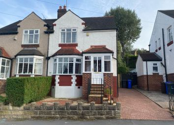 Thumbnail 3 bed semi-detached house for sale in Old Park Avenue, Beauchief