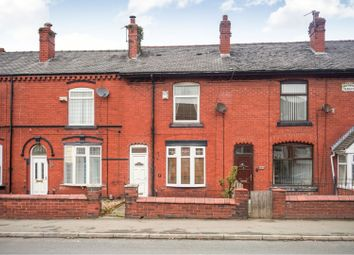 Thumbnail 2 bed terraced house for sale in Leigh Road, Manchester
