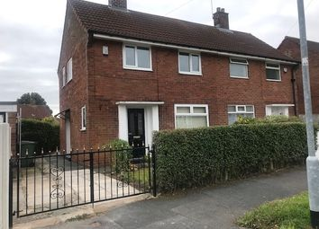 Thumbnail 2 bed semi-detached house to rent in Swarcliffe Drive East, Leeds