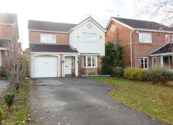 Thumbnail 4 bed detached house for sale in Alexander Drive, Gateford, Worksop