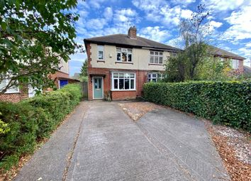 Thumbnail 2 bed semi-detached house for sale in Chevin Avenue, Mickleover, Derby