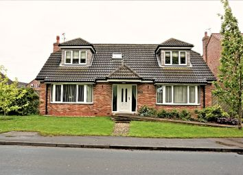 Thumbnail 4 bedroom detached bungalow for sale in St. Peters Walk, Hull