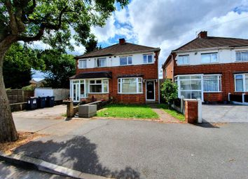 Thumbnail 3 bed semi-detached house to rent in Delhurst Road, Great Barr, Birmingham