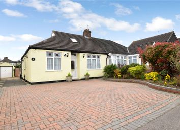 Thumbnail 2 bed semi-detached bungalow for sale in Firmin Road, West Dartford, Kent