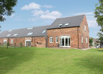 Thumbnail 4 bed barn conversion for sale in Ashby Road, Tamworth