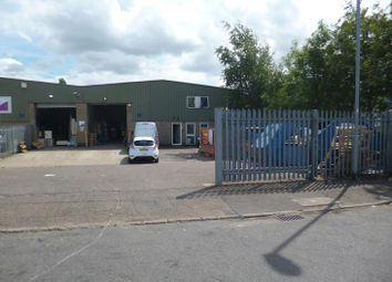 Thumbnail Light industrial to let in Unit 35 Morgan Way Industrial Estate, Bowthorpe Employment Area, Norwich, Norfolk