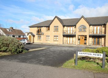 Thumbnail 2 bed flat for sale in Hampton Mews, Newtownabbey