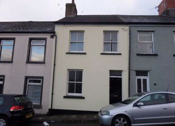 Thumbnail 3 bed terraced house for sale in Upper Waun Street, Blaenavon, Pontypool