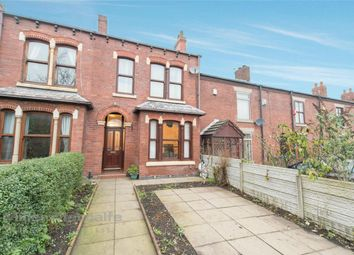Thumbnail 4 bed terraced house for sale in Mill Lane, Leigh, Lancashire
