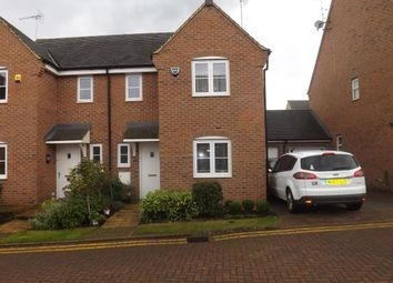 Thumbnail 3 bed semi-detached house for sale in Plover Road, Leighton Buzzard, Bedfordshire