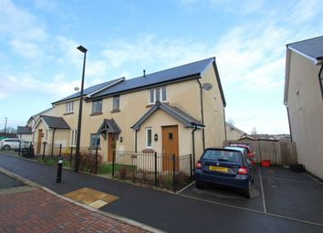 Thumbnail 2 bed end terrace house for sale in St. Davids Park, Llanfaes, Brecon