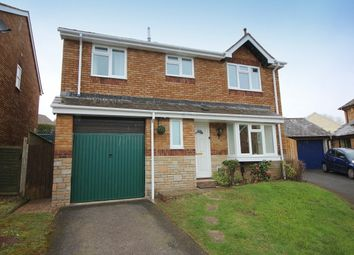 4 bed detached house for sale in Chapman Court, Latchbrook, Saltash PL12