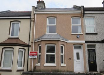 Thumbnail 2 bed terraced house for sale in Ocean Street, Keyham, Plymouth