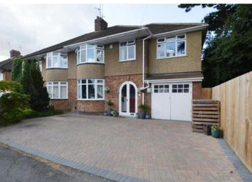 Thumbnail 4 bed semi-detached house to rent in Firtree Walk, Abington, Northampton