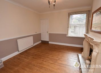 Thumbnail 2 bed terraced house to rent in Pargeter Road, Smethwick, West Midlands.