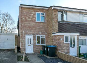 Thumbnail 2 bed end terrace house to rent in Crawley Drive, Hemel Hempstead