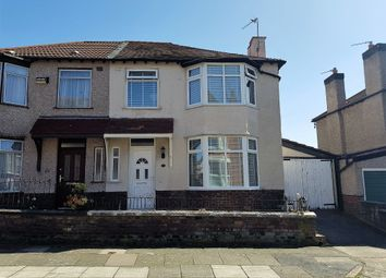 Thumbnail 3 bedroom semi-detached house for sale in Charles Berrington Road, Wavertree, Liverpool
