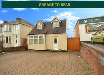 Thumbnail 3 bed bungalow for sale in Harborough Road, Oadby, Leicester