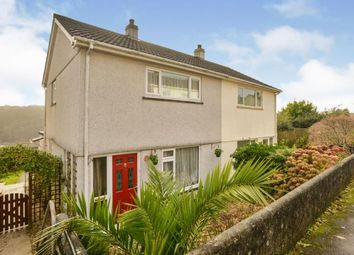 Thumbnail 2 bed semi-detached house for sale in Calstock, Cornwall, United Kingdom