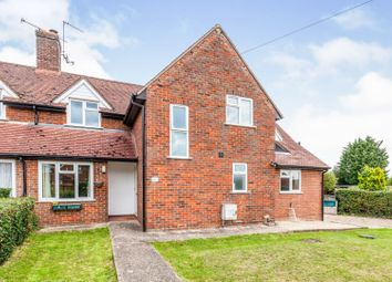 Thumbnail 3 bed end terrace house for sale in Layters Close, Chalfont St Peter