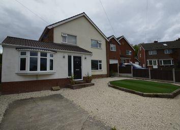 Thumbnail 3 bed detached house for sale in Castle Road, Bayston Hill, Shrewsbury