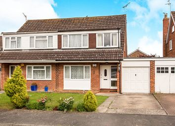 Thumbnail 3 bed semi-detached house for sale in Concord Close, Paddock Wood, Tonbridge
