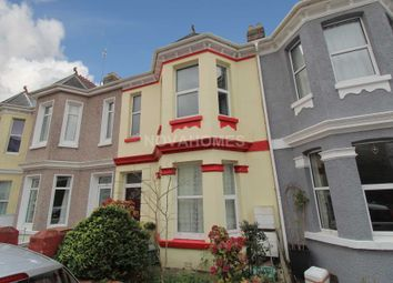 Thumbnail 1 bed flat for sale in Wesley Avenue, Plymouth