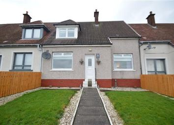 Thumbnail 3 bed terraced house for sale in Newdyke Road, Kirkintilloch, Glasgow