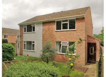 Thumbnail 2 bed semi-detached house for sale in The Crofts, Newent