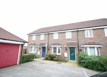 Thumbnail 3 bed terraced house to rent in Wallis Gardens, Newbury