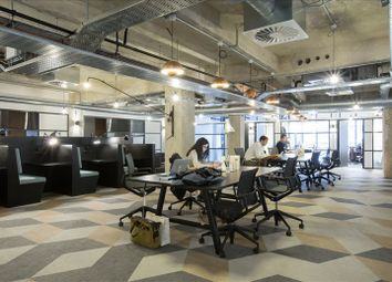 Thumbnail Serviced office to let in Albert House, London